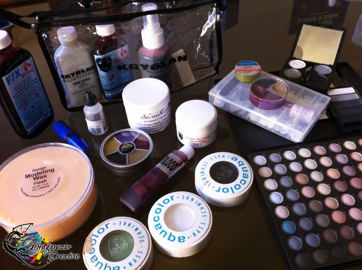 spfx makeup dragancaor creative