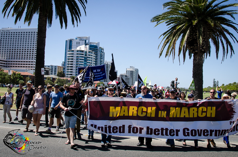 March in March, Perth
