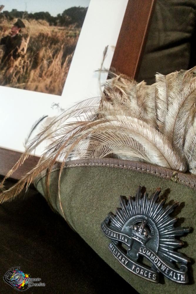 WW1 AIF slouch hat