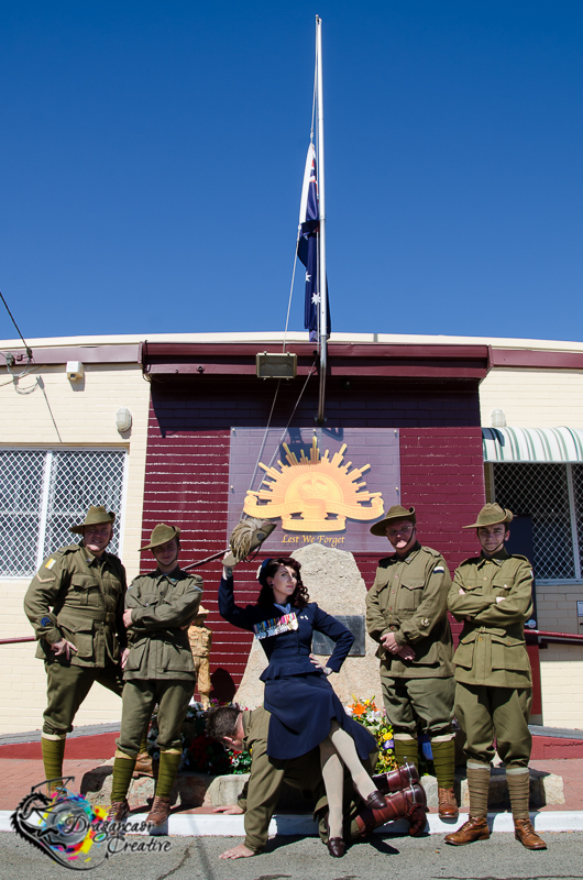 Nollamara RSL ANZAC WAGWLHA