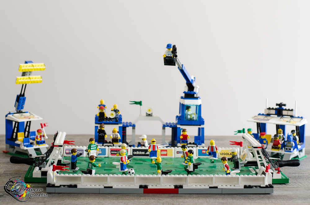 LEGO World Cup Football set from 2000