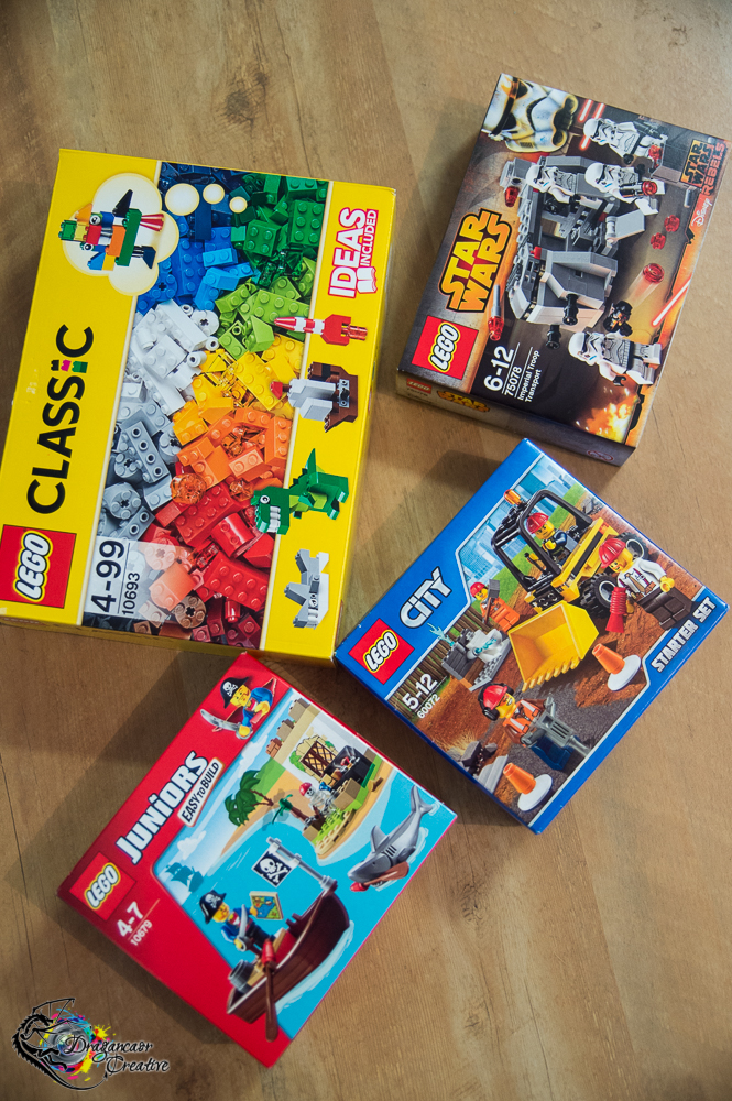 LEGO Haul