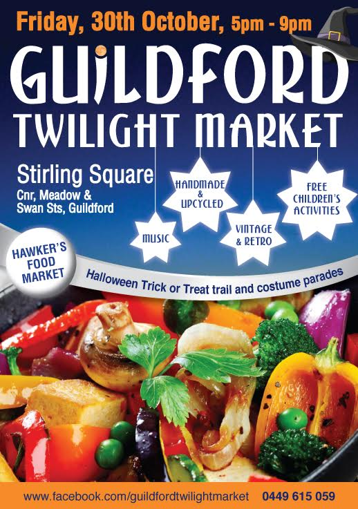 Guildford Twilight Market Halloween 2015