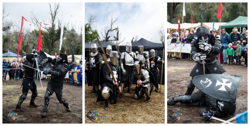 Knights of the Free Company  - Balingup Medieval Carnivale
