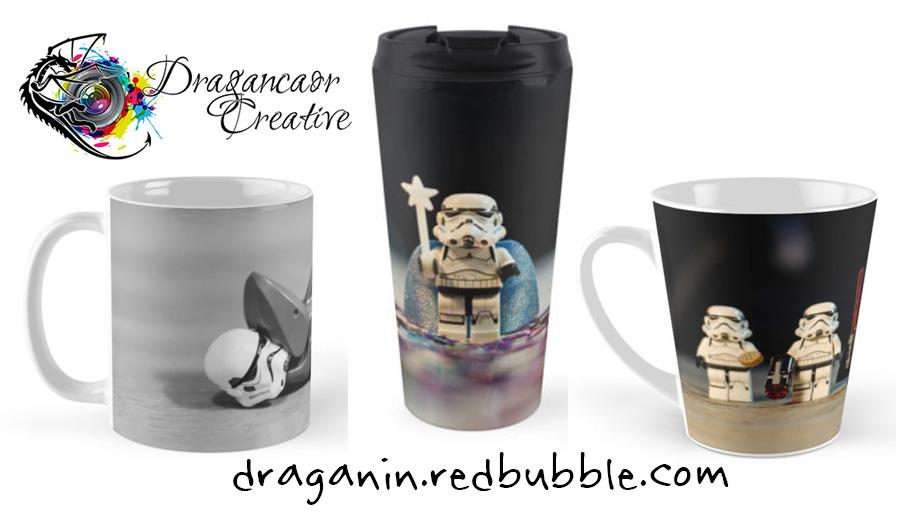 lego mugs dragancaor